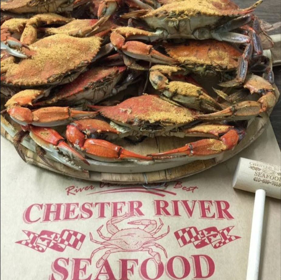 Chester River Crabs