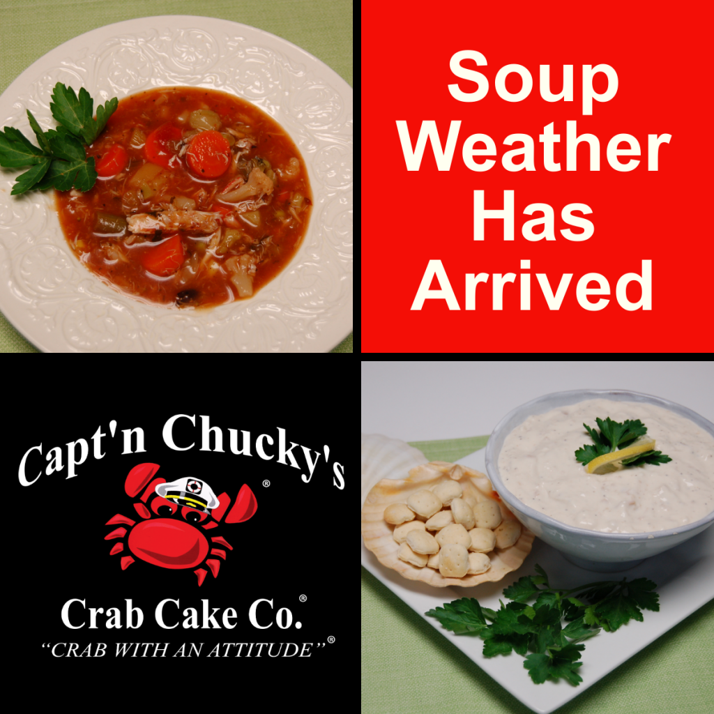 soup weather